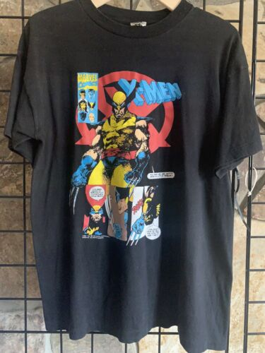 Vintage Marvel wolverine shirt