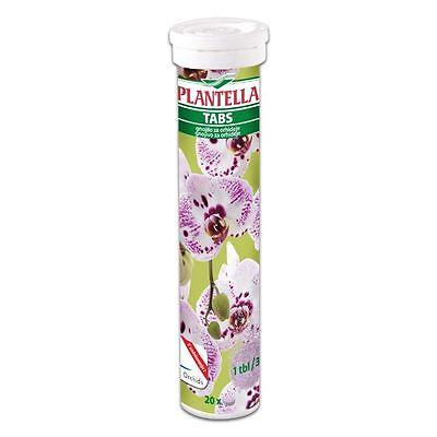 2x 20 Tabs Plantella Fertilizerf Orchid Flower Effervescent Tablet 80g Ebay