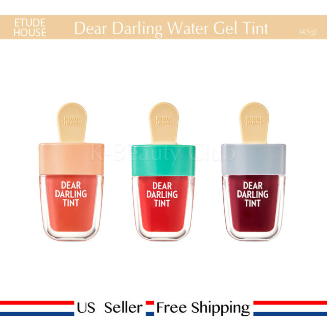 Etude House Dear Darling Water Gel Lip Tint Winter Ice 4colors Gift Set Korea For Sale Online Ebay I think that getting ready for these great holidays as well as the feeling of expectation are part of fun. etude house dear darling water gel tint 4 5g 1 or 3 set free sample us seller