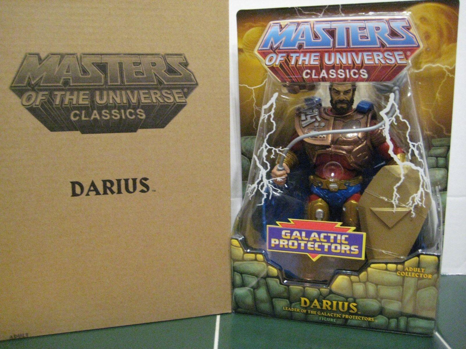 Masters of the Universe Classics Darius Figure Leader of the Galactic Predectors
