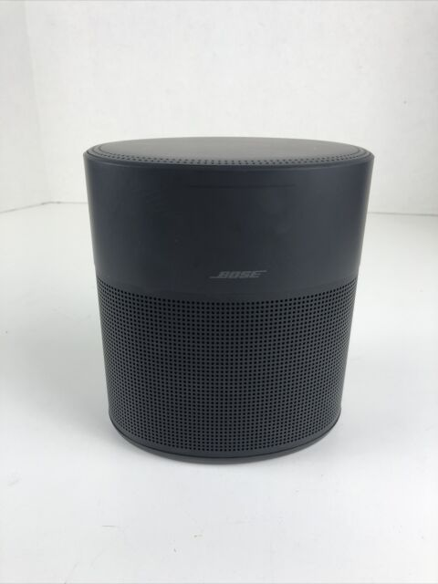 Bose Home Bluetooth Smart Speaker 300 With Amazon Alexa Built-in Black No Cable!