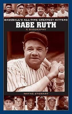 Babe Ruth: A Biography by Wayne Stewart (Hardback, 2006)