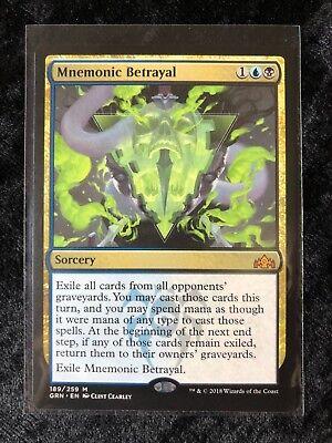 Mnemonic Betrayal