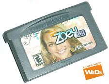 GAME BOY ADVANCE Zoey 101 AGB-bqoe-USA agb-033