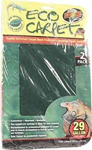 Zoo Med Reptile Cage Carpet For 20 Inch Long 29 Gallon