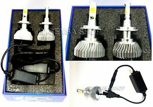 Kit h3 lampade a led cree full led 3200 lumen 32watt for Lampade a led lumen