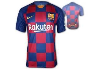 Nike FC Barcelona Trikot Heim 19 20 BARCA Home Shirt FCB Fan Jersey Gr.S - XXL