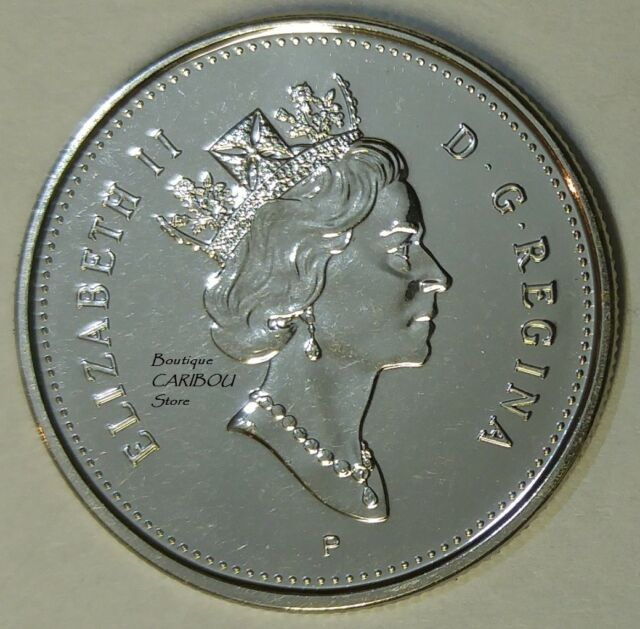 Canada 2003P Proof Like Gem Fifty Cent Piece!!