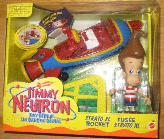 Jimmy Neutron XL Strato cohete
