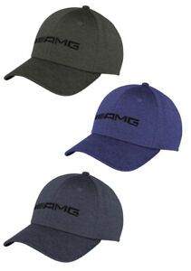 OEM GENUINE MERCEDES BENZ MEN/'S AMG STRETCH FIT CAP HAT
