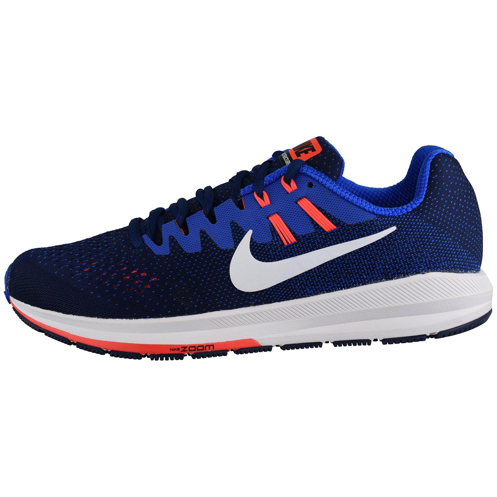Nike 849576-400 Air Zoom Structure 20 849576-400 Nike Joggen Laufschuh Running Freizeit Sneaker b970db