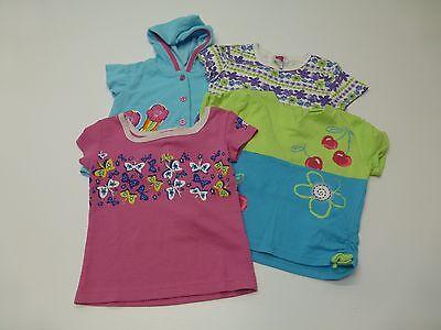 Girls' Clothing (newborn-5t) Flight Tracker Girls Swim Cover Size 4/5 Knit Shirt & Terry Cloth Swim Cover Good Condition
