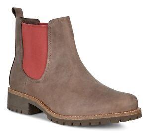Elaine Chelsea Stiefeletten Ecco Boots Braun Schuhe Stone Stiefel nR1RqPXxwt