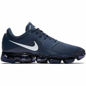 save off c01fb fce89 Men's Nike Air VaporMax Running Shoe AH9046-401 THUNDER BLUE/WHITE ...