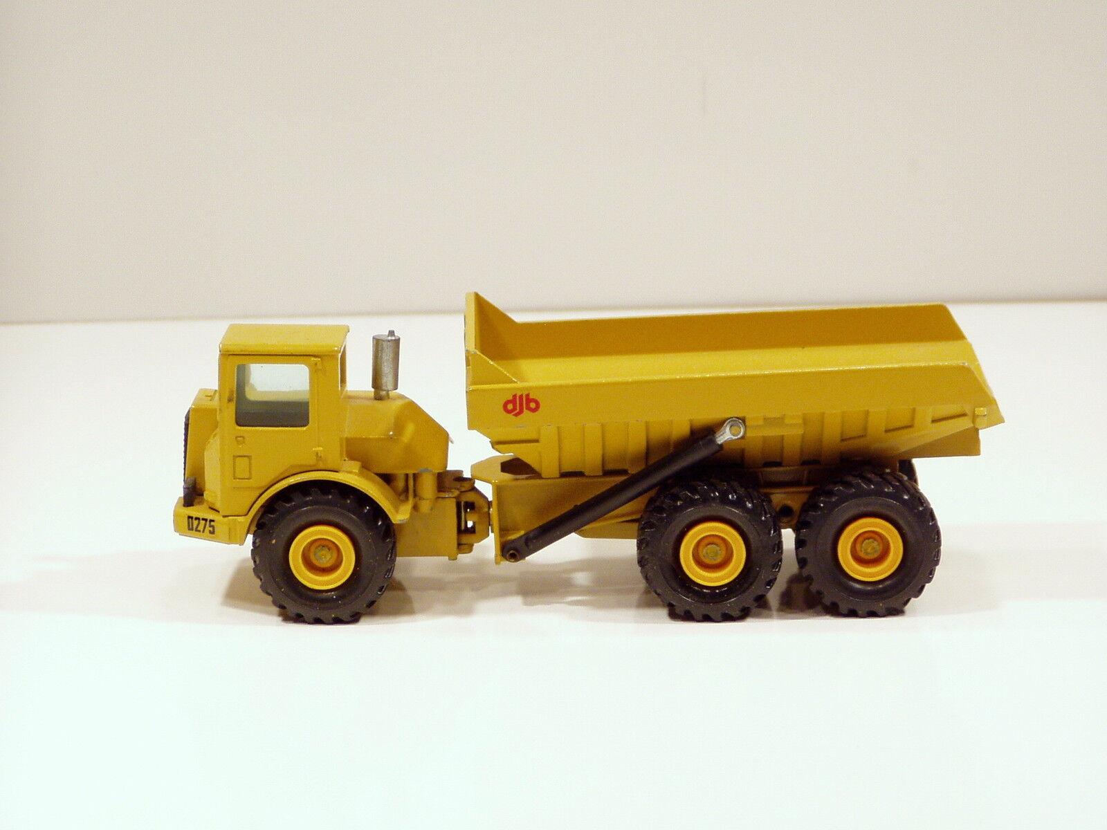 Esperando por ti DJB D275 Camión - 1 50 50 50 - NZG  166 - N. MINT-Sin Caja  entrega rápida