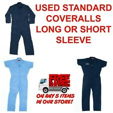 Size 73//44 Work Uniform Gray Coveralls-Made in Canada by Logistik or similar