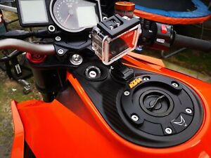 Supporto-GoPro-serbatoio-KTM-990-1290-SuperDuke-Moto-Action-Cam-Tank
