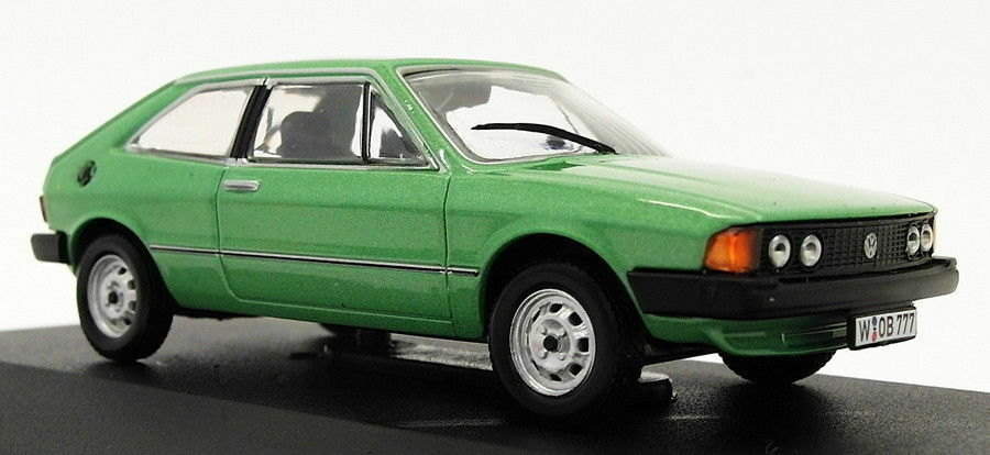Whitebox 1 43 Scale Model Car WB031 - 1978 VW Scirocco - Met Green