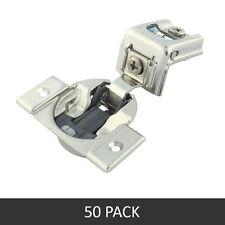 "50 Pack Blum COMPACT BLUMOTION Soft Close 39C 1-1/4"" Overlay Hinge 39C355B.20"