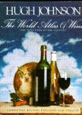 THE WORLD ATLAS OF WINE Hugh Johnson 1985 Hardcover Book Sealed New