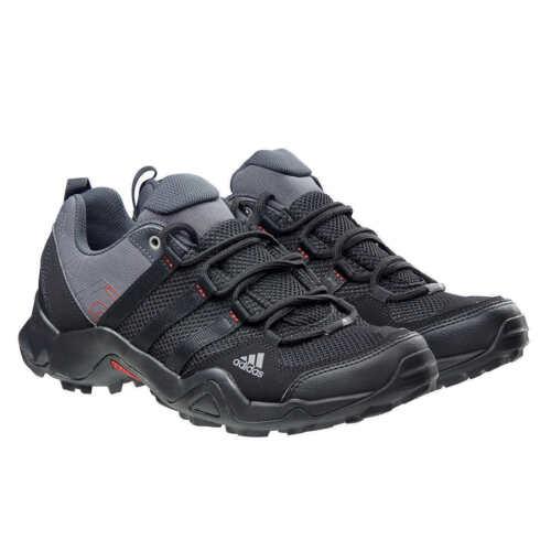 hombre para senderismo talla 5 Adidas Ax2 zapatillas para negras exteriores deportivas de 10 qxCY0