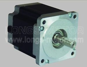 Nema 34 stepper motor 34HS1456 5.6A 1232OZ-IN CNC MILL Longs Motor