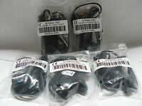 (lot Of 5) Motorola Original Hands Free Mono Headsets 2.5mm (syn8419c)