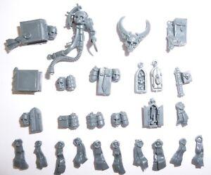 Grey Knights Paladin/terminator Squad Accessoires – G1211-ator Squad Accessories – G1211 Fr-fr Afficher Le Titre D'origine