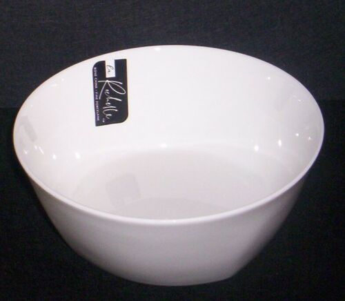 BONE CHINA Rocher//La Rochelle  Rice Cereal Soup Salad Bowls NWT Set of 4