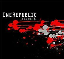 Secrets-2-Track-von-Onerepublic-CD-Zustand-gut