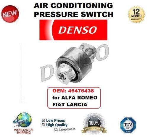 46476438 pour ALFA ROMEO FIAT LANCIA Denso Climatisation Pression Switch OEM