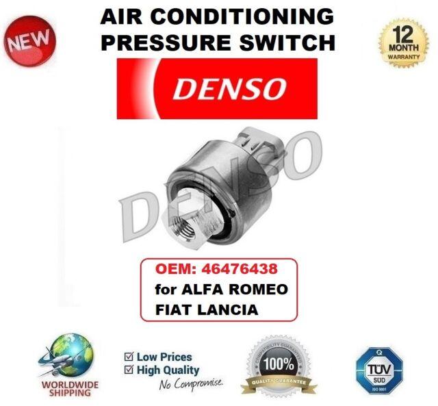 Denso Aire Acondicionado Presión Interruptor OEM: 46476438 para Alfa Romeo Fiat
