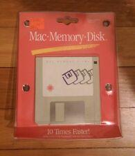 Vintage 512K Macintosh Memory Disk