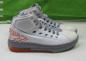 9969214ab1d045 Nike Air Jordan Ol  School off Court 317223-012 Grey White ...