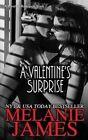 A Valentine's Surprise by Melanie James (Paperback / softback, 2014)