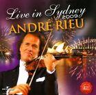 Andr' Rieu Live In Sydney 2009 (CD, Dec-2009, 2 Discs, Universal Distribution)