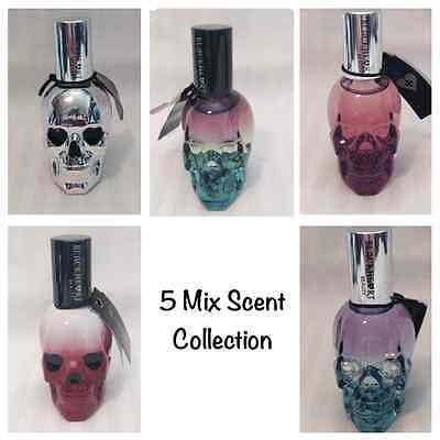 Blackheart Sugar Skull 5xScent Vegan Perfume Rollerball Cruelty Free Fragrance