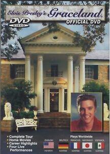 Lot-Promo-REVENDEURS-de-5-DVD-Elvis-Presley-039-s-GRACELAND-DVD-OFFICIEL-NEUF