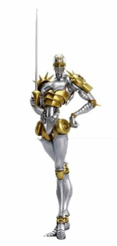 Statue Legend JoJo/'s Bizarre Adventure Part.3 Silver Chariot 2nd Di molto bene