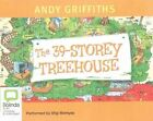 The 39-Storey Treehouse by Andy Griffiths (CD-Audio, 2016)