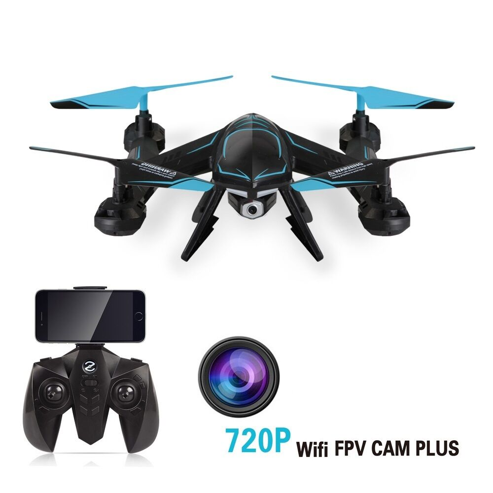 Drone with telecamera HD Rc  Helicopter Quadcopter 2.4G Professional Dron X8SW Wifi  edizione limitata a caldo