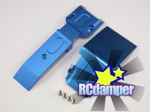 ALUMINUM FRONT SKID PLATE B FOR TRAXXAS 1//10 SUMMIT SLAYER PRO 4X4 ALLOY