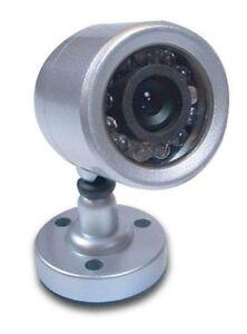 CCTV Wired Day/Night Camera + Power Supply New Kit.