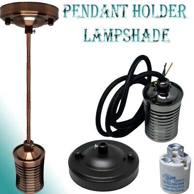 New Style Edison Vintage Bulb E27 Lamp, Vintage Lamp Holder Kit