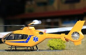 Hubschrauber-EUROCOPTER-Notarzt-DEKO-fuer-Carrera-Digital-Servo-UNIVERSAL-26053