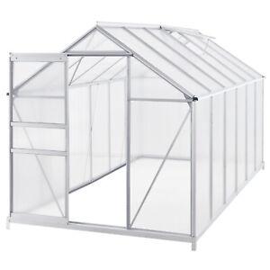 Gewaechshaus-Treibhaus-Pflanzenhaus-7m-mit-Fundament-Aluminium-Fruehbeet-11-2m
