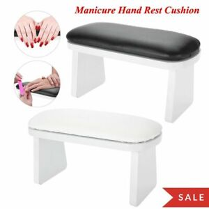 Nail-Art-Salon-Manicure-Hand-Rest-Cushion-Pillow-with-Foot-Stand-for-Arm-Rest