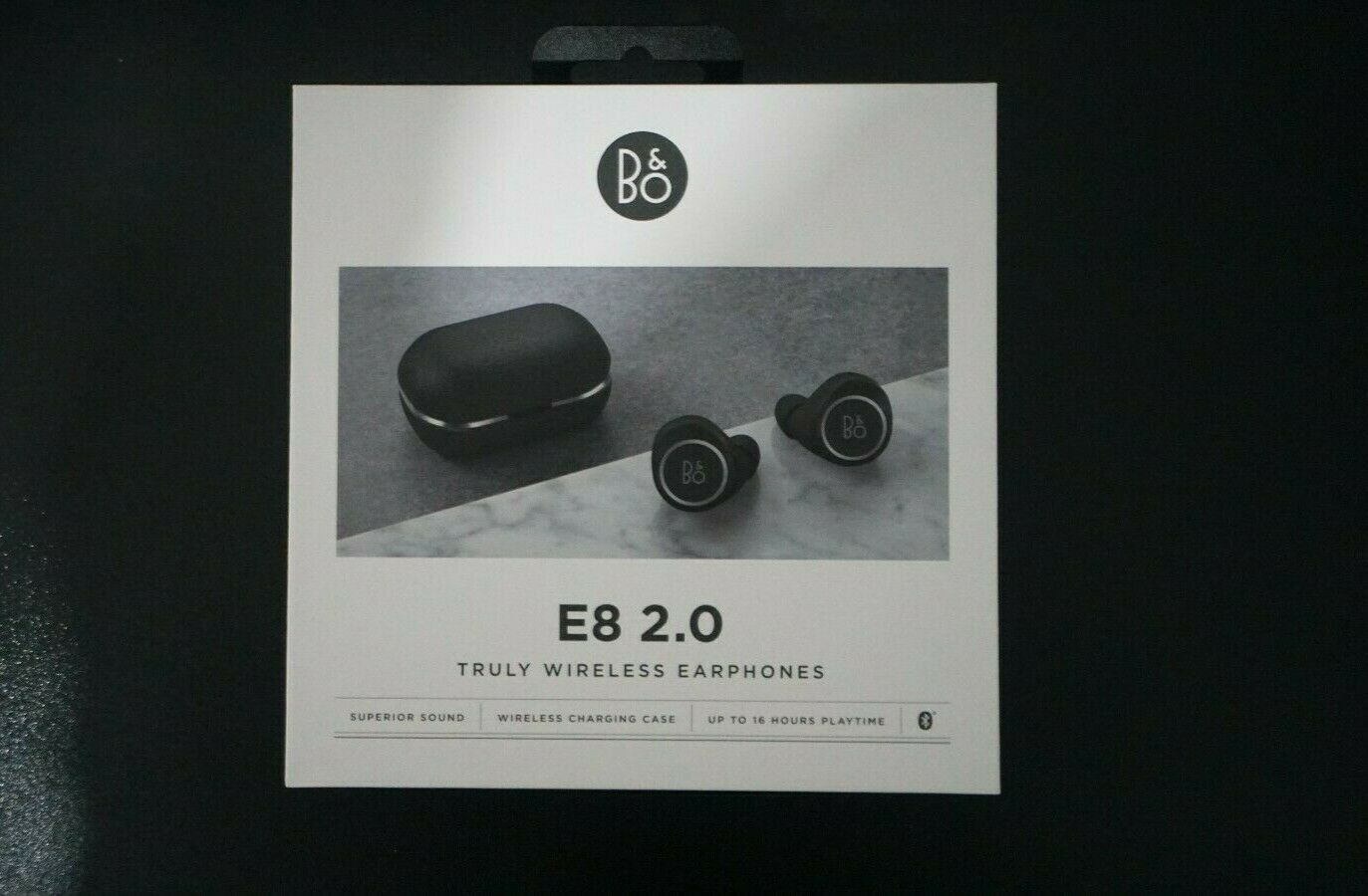 Bang and Olufsen Bluetooth Earphones E8 2.0