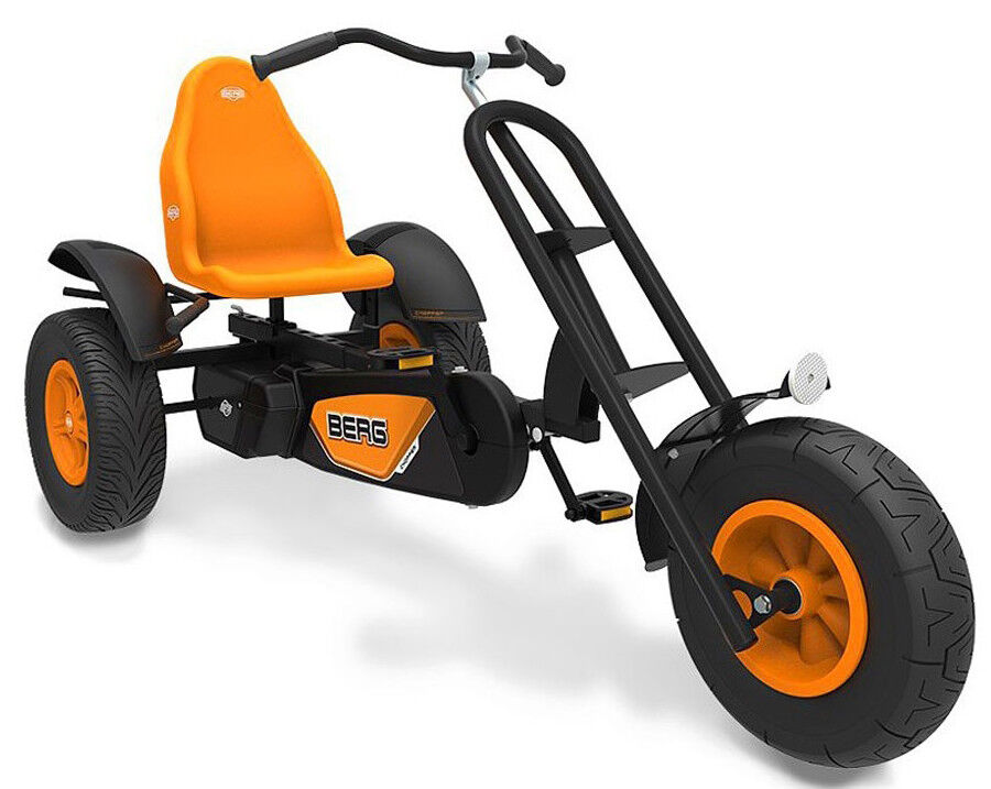 Berg Chopper BFR Kids  Pedal Car Go-Kart orange 5+ Years 07.12.01.00 NEW  shop clearance