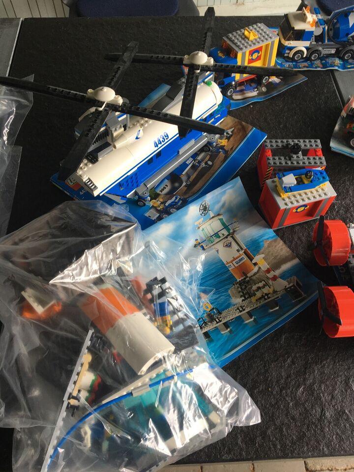 Lego City, Police, vejbiler